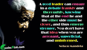 Good Leader Quotes Simple Quotes About A Good Leader On QuotesTopics