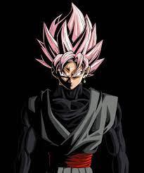 DBZ Black Goku Wallpapers - Top Free ...