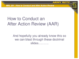 After Action Review Template How To Conduct An After Action Review Aar Jgpc Aplgplanetariumsorg 11