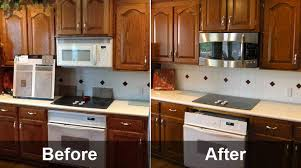 cabinet refinishing springfield il refinishing cabinets