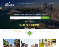 Travel Templates 20 Top Travel And Accommodation Website Templates 2018 Templatemag