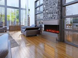 amantii electric fireplace truview 40