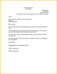 Donations Letter Template Donation For Schools New Thank You