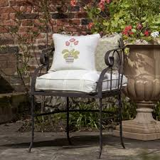 wrought iron garden furniture. Wrought Iron Garden Chair Furniture T