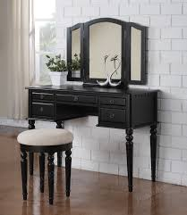 vanity set with lighted mirror bedroom vanity mirror lighted makeup vanity table set black t47