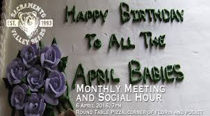 join your fellow bears in planning future activities we will also be celebrating our members who have birthdays in april