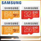 <b>Samsung TF Card 256g</b> UAV Camera Video Game U3 Monitoring ...