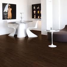 oak wood look vinyl plank floor from adura vintage oak set under modern white dinette set and small coffee table