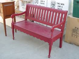 Red Bedroom Bench Wonderful Red Bedroom Bench For Red Wood