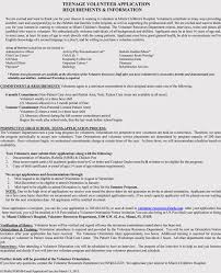 Application Forms Sample Blank Volunteer Application Form Templates Download Free In Pdf