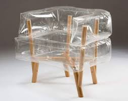 clear plastic furniture. Unique Inflatable Furniture Chair With Clear Plastic T