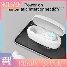 Tai Nghe Nhét Tai Không Dây Bluetooth 5.0 Mini Tws | 292 Cho Android - Tai  nghe Bluetooth nhét Tai