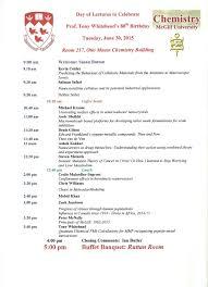 Sample Of 50th Birthday Party Program 80th Birthday Program Rome Fontanacountryinn Com