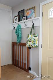 Easy Coat Rack Easy DIY Coat Rack Naptime DIY 89