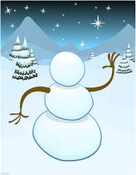 Small Picture Christmas Coloring Pages with Build Your Own Snowman Coloring Page
