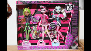 Barbie Airbrush Designer Argos Monster High Dolls Dawn Of The Dance Draculaura Clawdeen And Frankie Doll Review