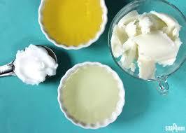 how to create homemade lotion recipes