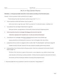 9 Mla In Text Citation Practice
