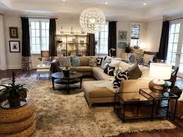 Transitional Living Room Furniture Photos Linda Castle Hgtv