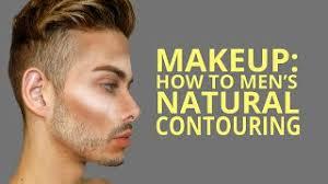 men s contouring tutorial special occasion men s makeup