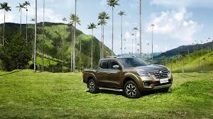 2018 renault alaskan.  2018 Renault Alaskan Pickup Truck Gets First Impressions  Ultimate Car Blog On 2018 Renault Alaskan L