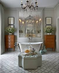 Bathroom:French Country Bathroom Decor Style With Multi Patterned Floor And  Dressing Vanity Victorian Style