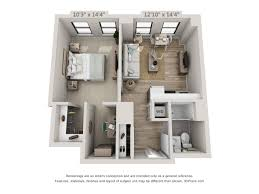 One Bedroom Apartment Layout Center City Apartments Apartments In Center City Philadelphia