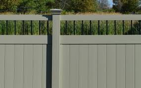 vinyl fence panels. Ohio Privacy Fence Vinyl Fence Panels