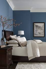 bedroom made with hardwood solids cherry veneers and walnut inlays our master bedroom painted blue