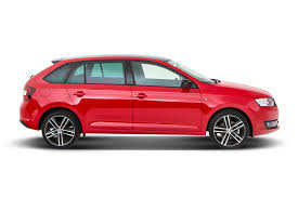 2016 Skoda Rapid Spaceback 81 TSI, 1.2L 4cyl Petrol Turbocharged ...