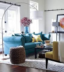 Teal Blue Living Room Gray Teal And Yellow Color Scheme Decor Inspiration