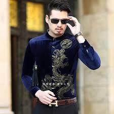 2019 Wholesale 2017 New <b>Fashion Chinese Style Long</b> Sleeves ...
