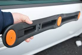no touch magnets car door guard protects your vehicles paint