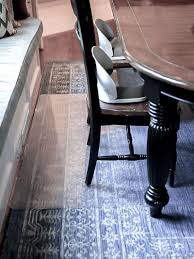 Parenting Top Tip Plastic Mat For Under Dining Table Bluegraygal