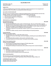 Biotech Resume Sample There are two types of biotech resume One is the academic resume 1