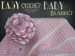 Crochet Patterns For Baby Blankets Interesting Design