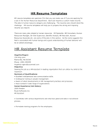 Free And Easy Resume Templates Unique Sample Formats Inspirational