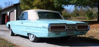 1965 Ford Thunderbird - Significant Cars, Inc.