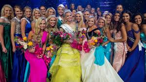 Miss teen usa and all