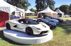 Luxury Supercar Show Returns To Vancouver S Vandusen Gardens