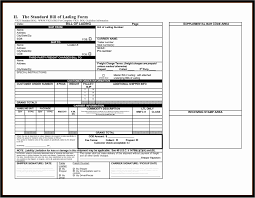 bill of lading printable form free purchase order form template excel or blank bill lading
