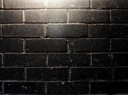 Lovely Inspiration Ideas Black Brick Wall Wallpaper Tiles Background B Q  Texture Uk