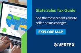 Sales Tax Institute Nexus Chart What Is Nexus Sales Tax Institute
