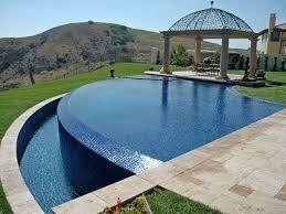 infinity pool edge. Tapered Edge Infinity Pool Designs F