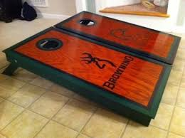 Wooden Corn Hole Game 100 best Cornhole images on Pinterest Cornhole boards Corn 51
