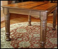dining table legs. coffee table legs can match other in the room or stand alone. dining u
