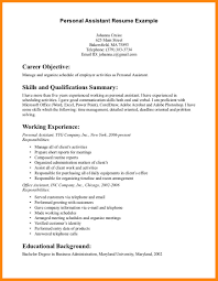 Resume Personal Skills Examples. resume editing example by ...