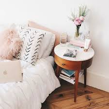 round bedroom table round side table ideas shanty chi with a functional small bedside tabl