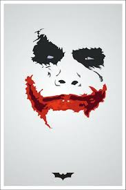 minimalist joker wallpaper by Artesco ...