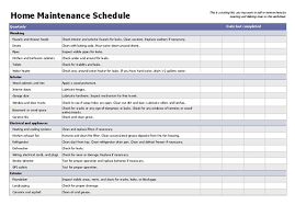 Contact List Templates Mesmerizing House Maintenance List Template Templates Pinterest Template